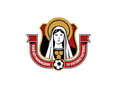 Soccer Crest - Holy Victoria