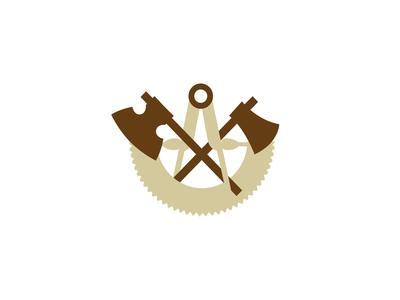Carpentry guild sign