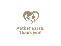 Mother Earth: Thank you!