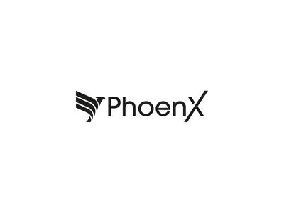 Phoenix P Logo