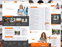 Landing Page for Solvay Schools Alumni