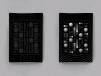 Sonoglyphic Prints