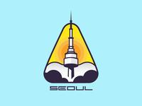 Seoul - Namsam Tower