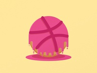 Dribbble Drippple
