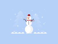 First Snow ⛄