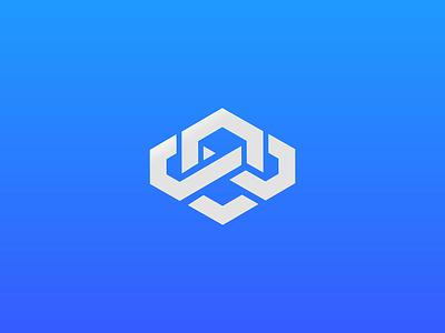 LoopBack Logo Animation badge code node loopback open-source developers application api motion icon mark visual identity logo brand