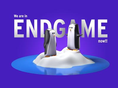 The Endgame creative character daily illustration graphic designer design artwork artist art
