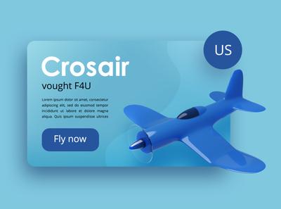 Crosair typography graphic design ux ui artist designer creative artwork design art