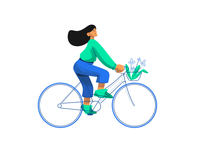 The Ride creative character daily illustration graphic designer design artwork artist art