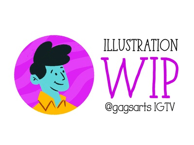 Illustration WIP dribbble graphic design artist character designer creative artwork design art illustration