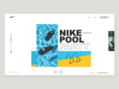Nike Pool Party Ui