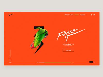 Nike Hypervenom 3 Ui