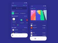 Deals App cash out app app rewards deals app app app design credit card cards rewards deals ui