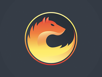 Leowulf Logo Design By Stylish Designs Dribbble Dribbble