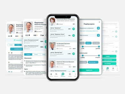 App for Doctor Appointments