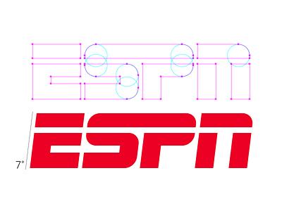 ESPN espn logo grid