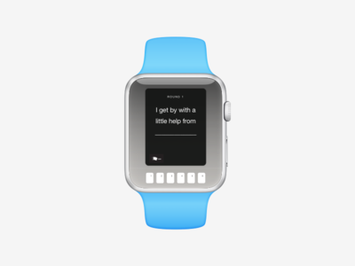 Cards Against Humanity - Apple Watch
