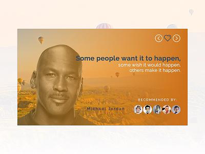 Quote Concept Jordan quote