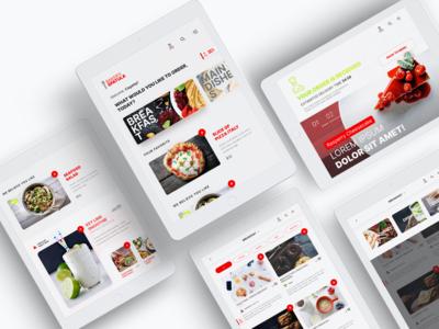 Baker's Spatula | Restaurant App