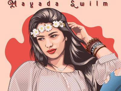 Mayada Swilm | Vector Art