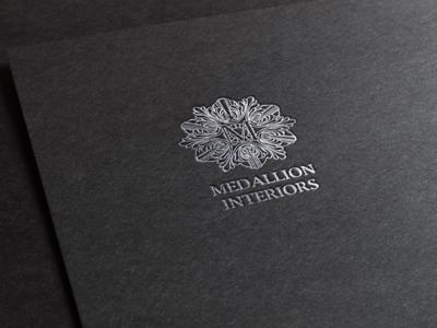 Medallion Interiors - Logo Design