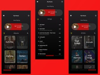 Music Player - Concept