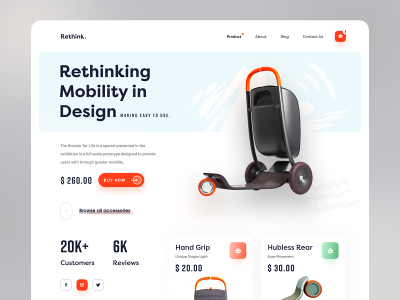 Product Web Header website popular dribbble dribbble best shot design trend minimal ux ui product design product web desgin web landing page landing header web
