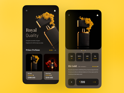 Perfume Product App