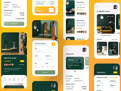 Hotel Booking App Project orix uicolour sajon ui interface app mobileappdesign mobileapp minimal mobile apps mobile ui ux ui design mobile mobile app uiux ux hotel booking hotel booking