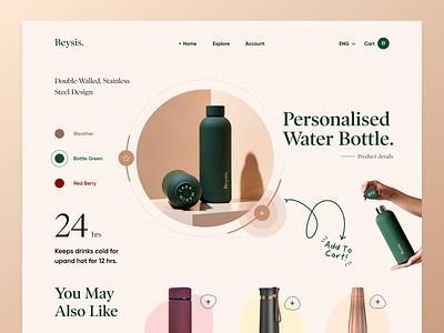 Web Header homepage header website design web design webdesign website web