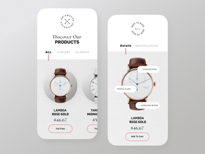 Product App watch mobile app ui design minimal mobile mobile app design agency mobile apps mobile ui mobileapp mobileappdesign app ux uxui uiux mobile app design