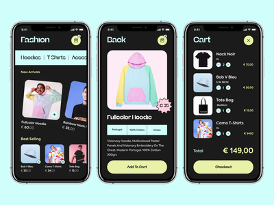 Online Shopping App mobile design orix sajon interface uiux ui ux app mobile mobile ui minimal agency mobileappdesign mobile app design mobile apps mobileapp ux ui design ui design mobileui