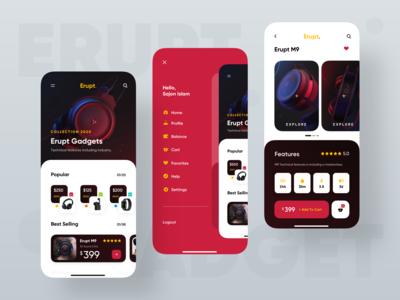 Gadgets Store App
