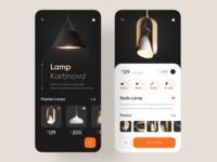 Lamp Product App