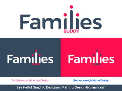 Families Buddy Branding Logo