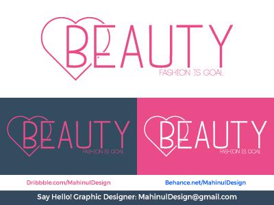 Beauty (Beauty Shop) Logo Design