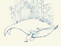 Mother Island - sketch