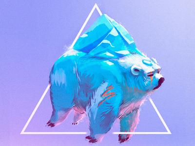 Ice Bear bear icebear
