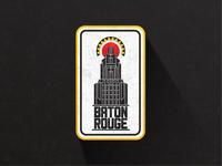 Baton Rouge Badge