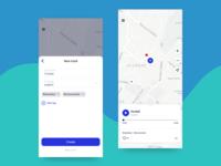 Mobile guide app