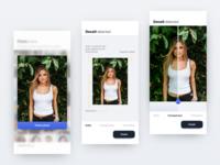 Photo Check app concept