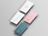 Visit cards - Lite Blossom