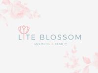 Lite Blossom logotype
