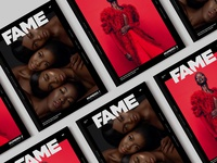 FAME MAGAZINE - covers part 2