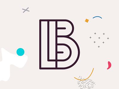 Lanneberg Bexelius Logo brandception sweden logo brand