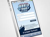 World Tour Newsletter