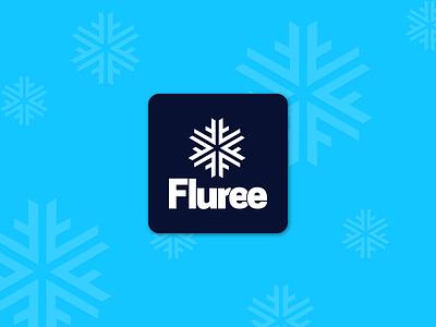 Fluree Rebranding and Logo Design icon logo branding design