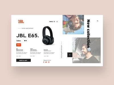 A concept design for JBL