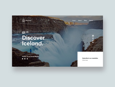 Airbnb Discover Design