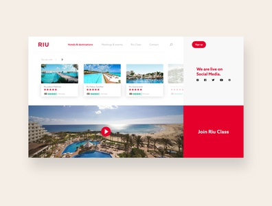 Riu Hotels Design